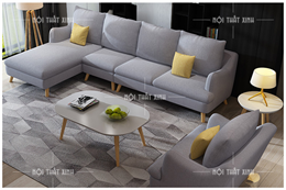 Ghế sofa bọc vải NTX1851
