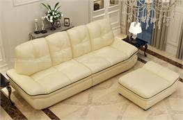 Sofa văng da nhỏ XVA1702
