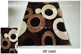 Thảm dưới sofa Carpet HL 5D 1403