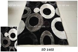 Thảm lông xù Carpet HL 5D 1402
