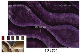 Thảm lông xù Carpet HL 5D 1704