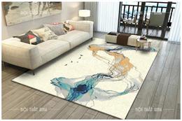 Thảm sofa cao cấp Cubical 2