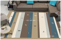 Thảm sofa phòng khách Bursa-10767