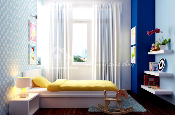 Rèm Cửa Phòng Ngủ
