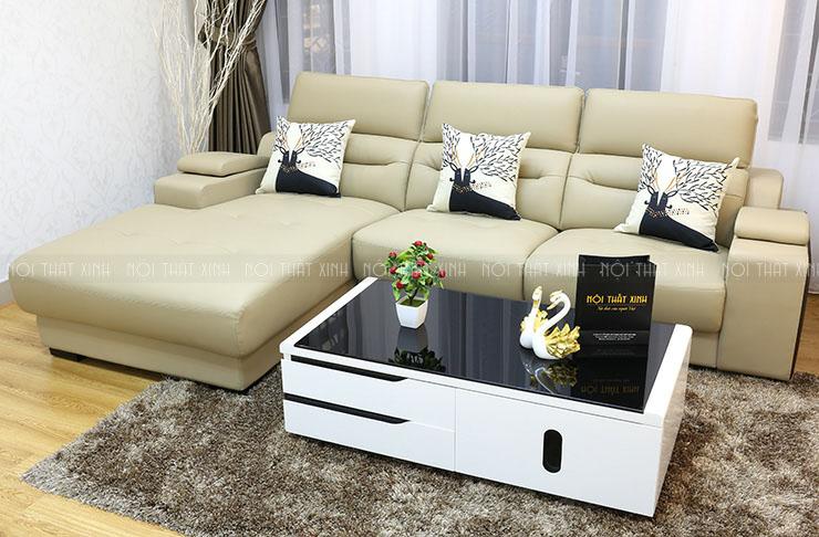 Nội Thất Xinh đi đầu trong việc sử dụng da siêu cấp Microfiber bọc ghế sofa
