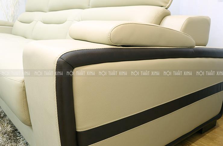 sofa da mã NTX703