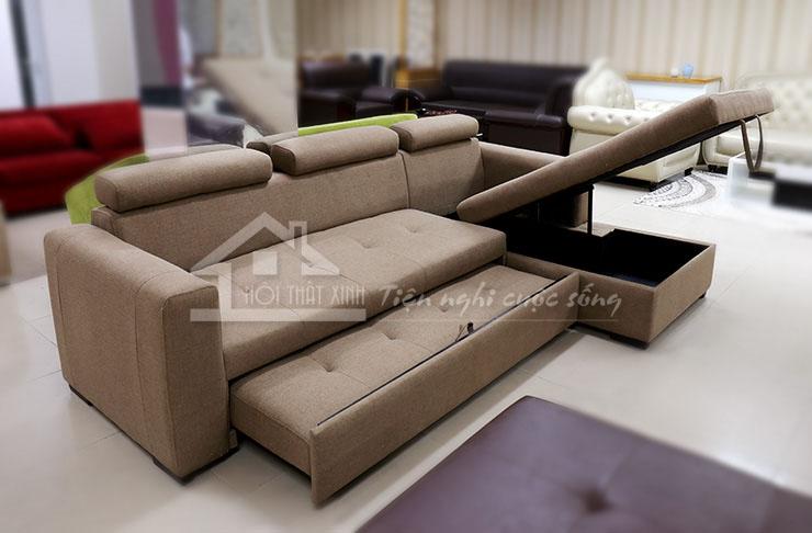 Ghế Sofa Giường Nằm Thiết Kế Ghế Sofa đa Năng được Yeu Thich