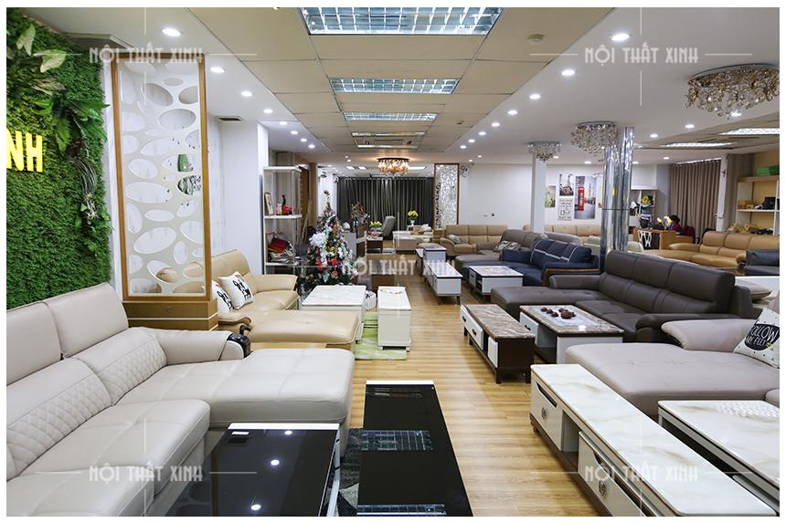 Showroom Nội Thất Xinh