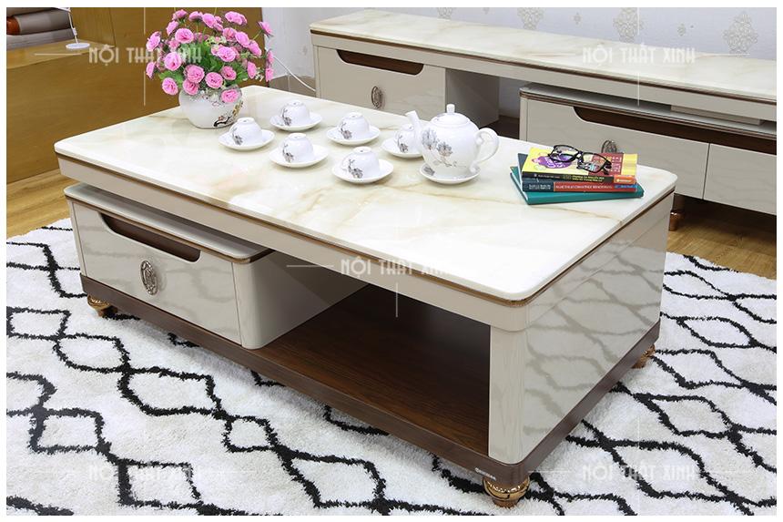 30 mẫu bàn trà đẹp và hợp xu hướng dành cho phòng khách