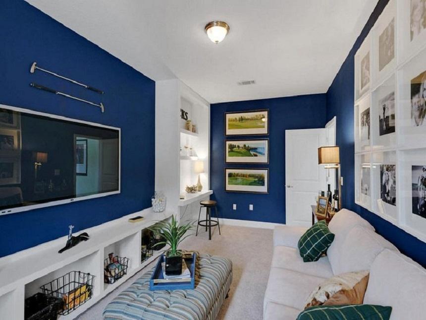những màu sơn đẹp cho phòng khách
