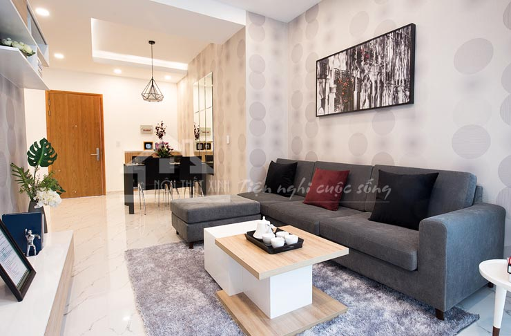 Xu hướng chọn sofa và bàn trà phòng khách hiện đại